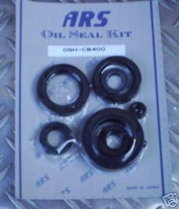 Motor-Simmerring-Satz Honda CB 400 Four - Engine oil seal kit