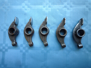 Kipphebel Honda CB350Four CB400F NOS - rocker arm