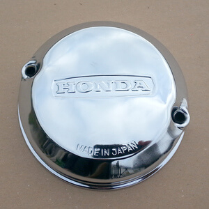 Zünddeckel Honda CB350Four CB400F CB500Four CB550F original Neuteil - ignition cover new