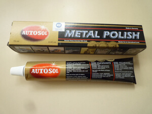 Autosol Chrompaste - metal polish