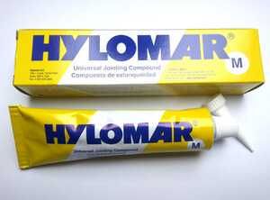 Hylomar Motordichtmasse 80ml Tube